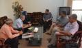 لقاء رئيس الهيئة مع وزارة الاعلام في عدن