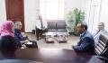لقاء با دويلان مع  وزير الخدمة المدنية في عدن